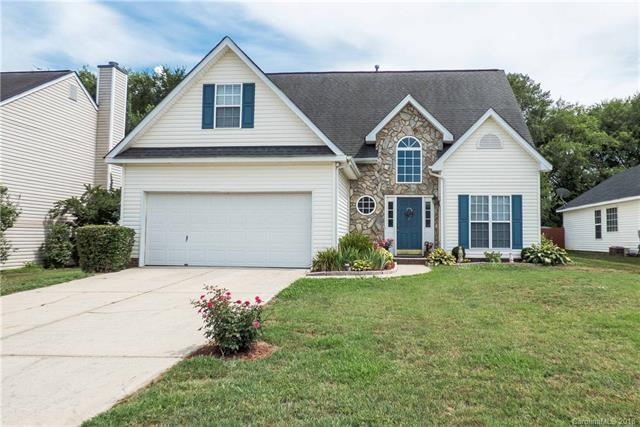 4990 Bentridge Drive NW, Concord, NC 28027 (#3409775) :: The Sarver Group