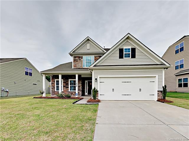 11406 Sweetbriar Ridge Drive, Charlotte, NC 28269 (#3409776) :: Rinehart Realty