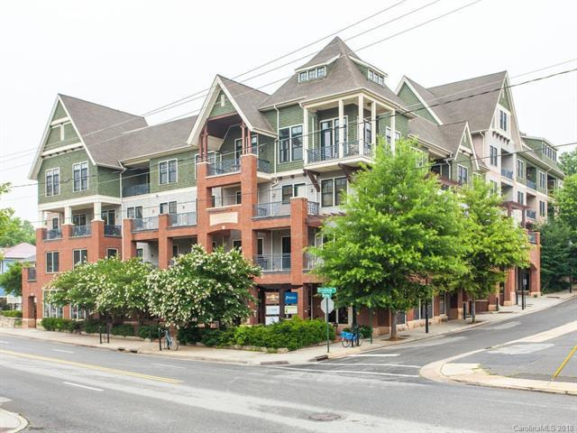 190 Broadway Street #503, Asheville, NC 28801 (#3409865) :: High Performance Real Estate Advisors