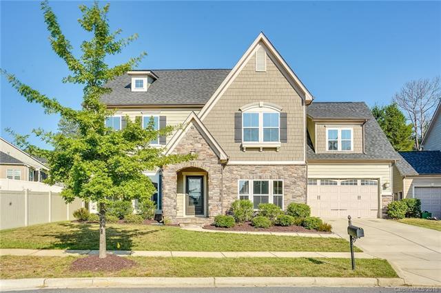 13128 Serenity Street, Huntersville, NC 28078 (#3409948) :: High Performance Real Estate Advisors