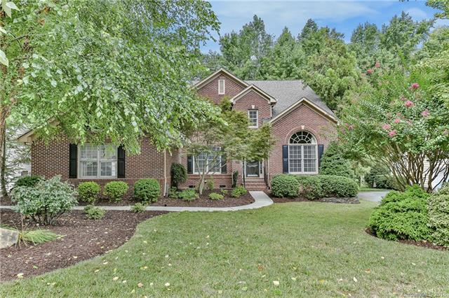 10024 Devonshire Drive, Huntersville, NC 28078 (#3409959) :: Exit Mountain Realty