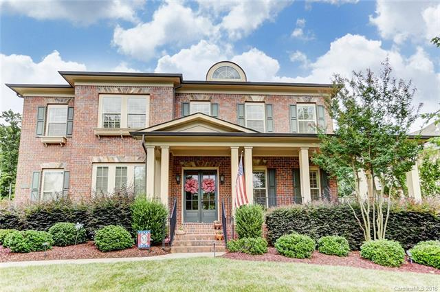 13106 Long Common Parkway, Huntersville, NC 28078 (#3410027) :: Rinehart Realty