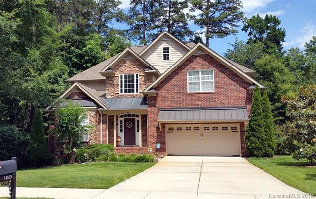 14529 Toms Farm Road, Matthews, NC 28105 (#3410035) :: Exit Mountain Realty