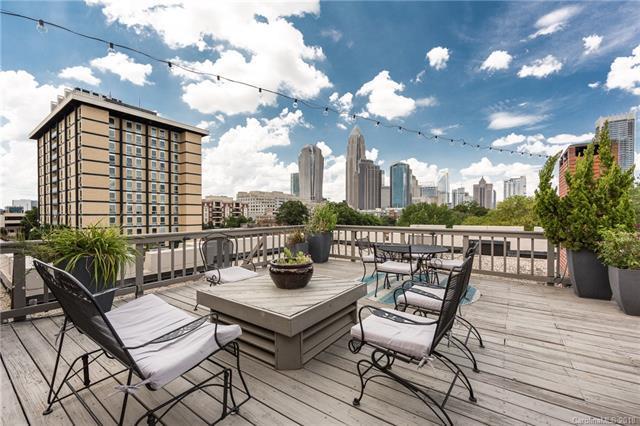 301 10th Street W #204, Charlotte, NC 28202 (#3410075) :: High Performance Real Estate Advisors