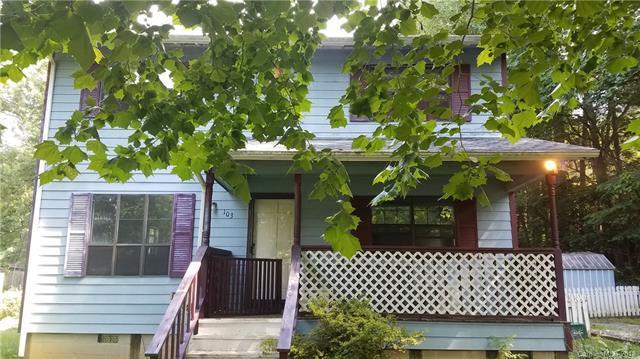 103 Rainbow Lane, Black Mountain, NC 28711 (#3410139) :: Keller Williams Biltmore Village