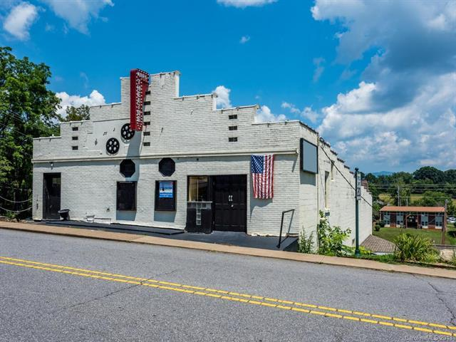 70 N Main Street, Mars Hill, NC 28754 (#3410217) :: Exit Mountain Realty