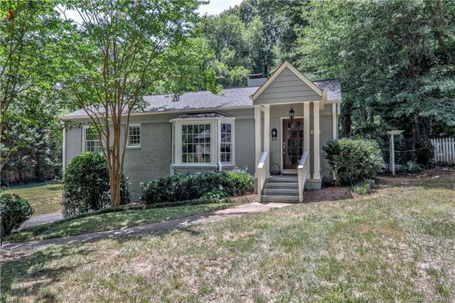 3014 Forest Park Drive, Charlotte, NC 28209 (#3410270) :: David Hoffman Group