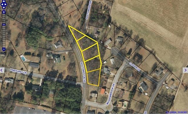 0 Southwest Boulevard 1-5, Newton, NC 28658 (#3410288) :: Exit Mountain Realty