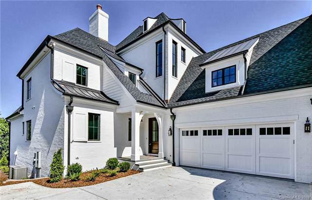 1328 S Kings Drive, Charlotte, NC 28207 (#3410352) :: High Performance Real Estate Advisors