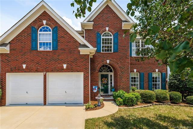 5361 Cambridge Bay Drive, Charlotte, NC 28269 (#3410492) :: Odell Realty Group