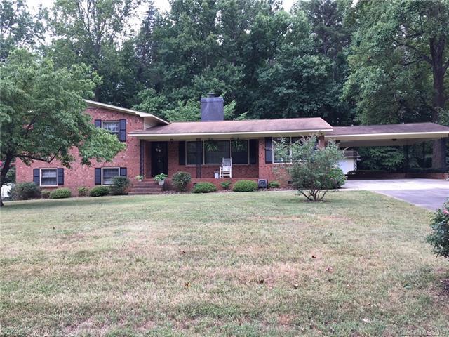 209 Fairway Drive, Lexington, NC 27292 (#3410831) :: Exit Mountain Realty