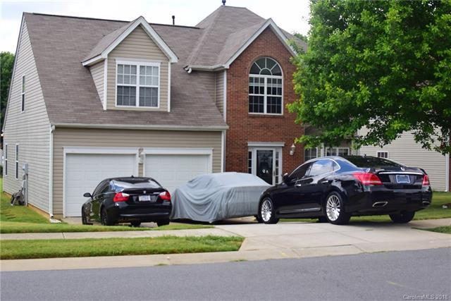 4516 Canipe Drive, Charlotte, NC 28269 (#3410903) :: Exit Mountain Realty