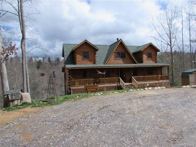 1133 High Peak Drive, Burnsville, NC 28714 (#3410929) :: Zanthia Hastings Team