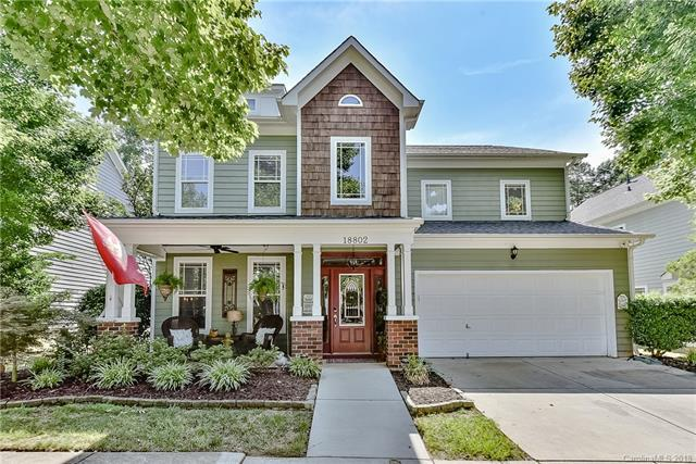 18802 Coachmans Trace, Cornelius, NC 28031 (#3410983) :: The Premier Team at RE/MAX Executive Realty
