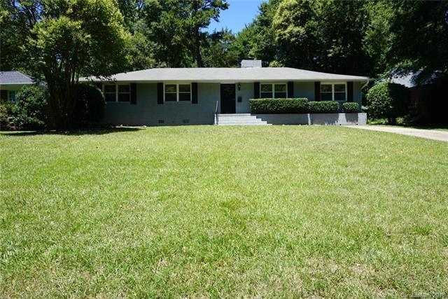 815 Montford Drive, Charlotte, NC 28209 (#3411074) :: High Performance Real Estate Advisors