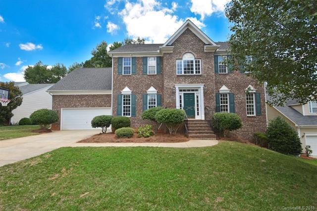4225 Nathaniel Glen Court, Matthews, NC 28105 (#3411121) :: Robert Greene Real Estate, Inc.