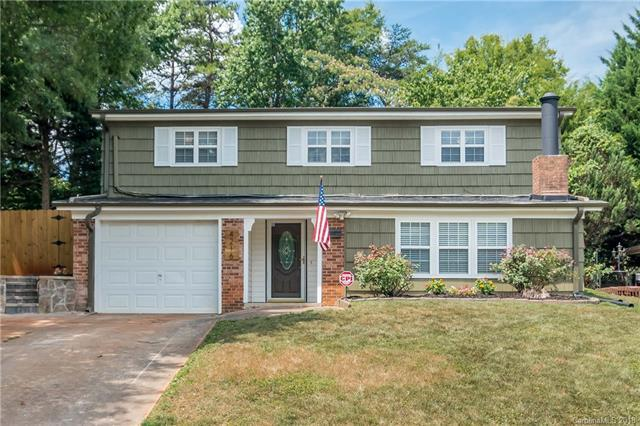 4216 Firwood Lane, Charlotte, NC 28209 (#3411180) :: Exit Mountain Realty