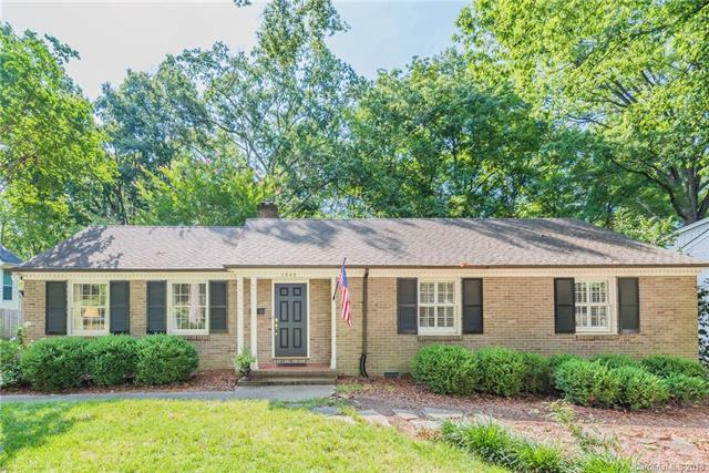 3945 Sussex Avenue, Charlotte, NC 28210 (#3411256) :: Exit Mountain Realty