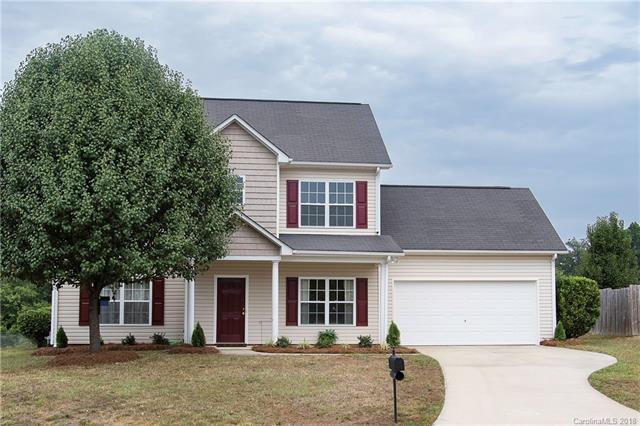 5930 Eastridge Court, Concord, NC 28025 (#3411264) :: The Ramsey Group
