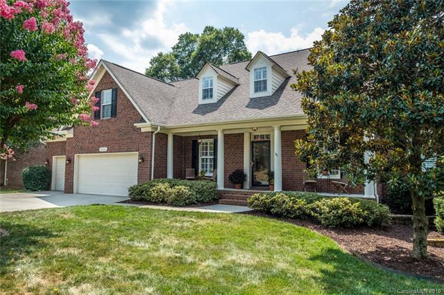 9642 Cockerham Lane, Huntersville, NC 28078 (#3411266) :: Johnson Property Group - Keller Williams