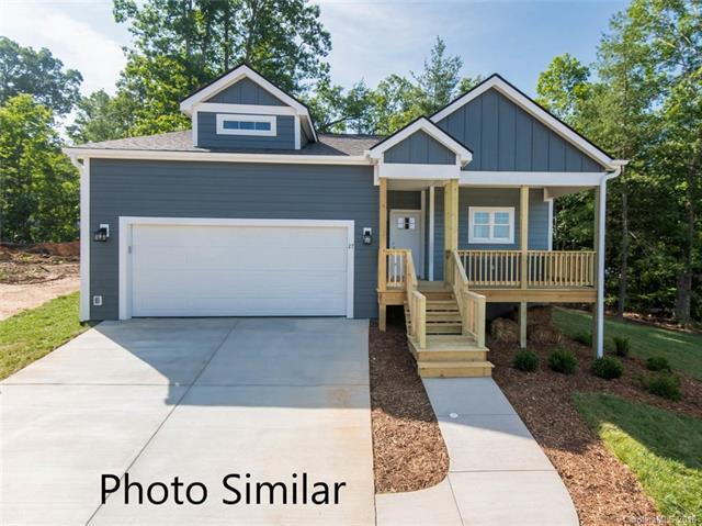 28 Woodbridge Park Drive #12, Asheville, NC 28803 (#3411275) :: Puffer Properties