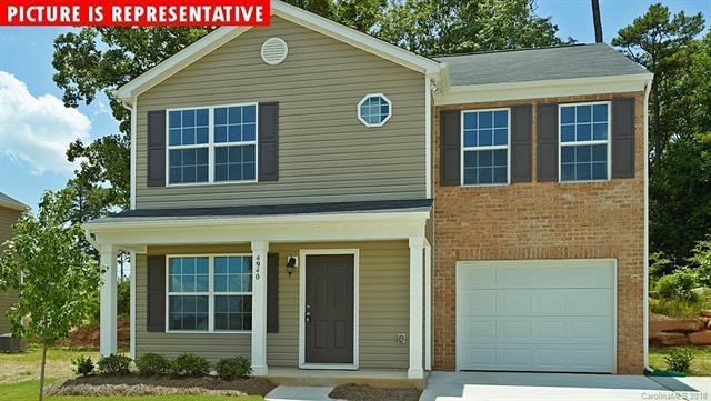 5515 Tumbling Brook Lane Lot 31, Charlotte, NC 28216 (#3411292) :: TeamHeidi®