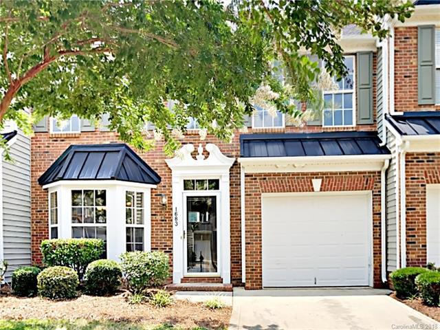 1683 Backcreek Lane, Gastonia, NC 28054 (#3411331) :: High Performance Real Estate Advisors