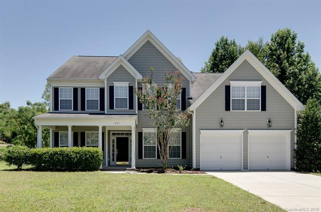 1997 W Foxwood Court, Indian Land, SC 29707 (#3411437) :: Exit Mountain Realty