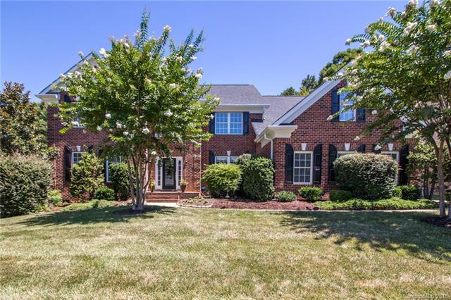 10516 Devonshire Drive, Huntersville, NC 28078 (#3411512) :: Exit Mountain Realty