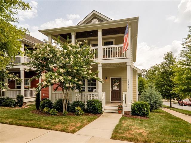 10273 Halston Circle, Huntersville, NC 28078 (#3411519) :: High Performance Real Estate Advisors
