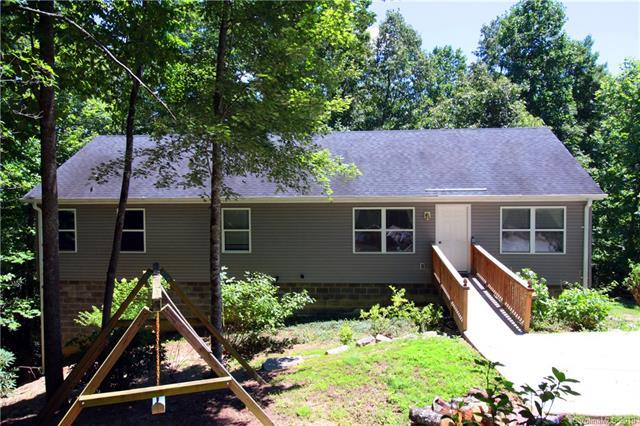 490 Emerald Hills Drive, Pisgah Forest, NC 28768 (#3411525) :: Washburn Real Estate