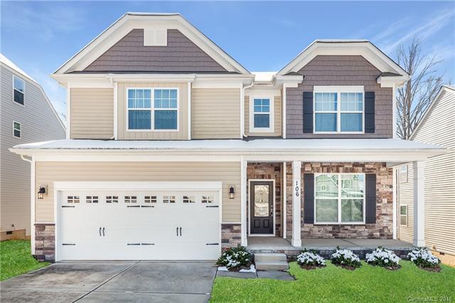 106 E Heart Pine Lane, Statesville, NC 28677 (#3411571) :: LePage Johnson Realty Group, LLC