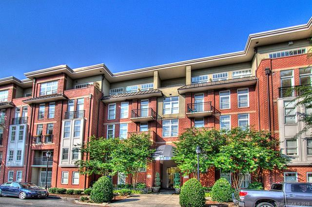 1320 Fillmore Avenue #112, Charlotte, NC 28203 (#3411658) :: High Performance Real Estate Advisors