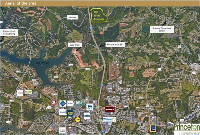 0 Parkertown Road, Mooresville, NC 28166 (#3411727) :: Cloninger Properties
