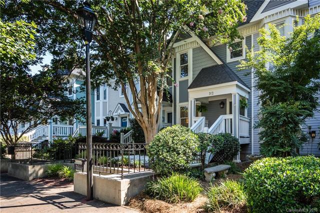 312 W 10th Street, Charlotte, NC 28202 (#3411787) :: High Performance Real Estate Advisors