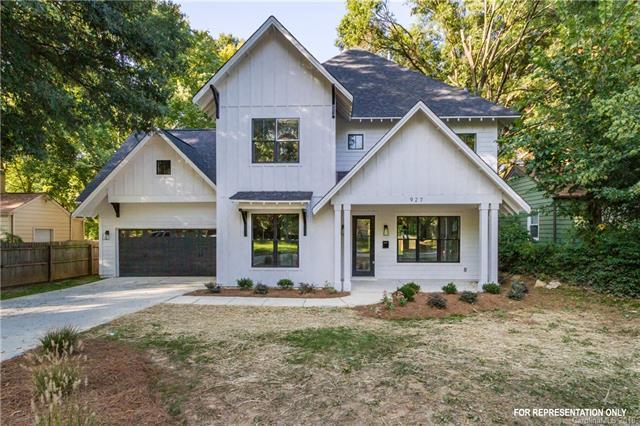 2520 Yadkin Avenue, Charlotte, NC 28205 (#3411857) :: Robert Greene Real Estate, Inc.