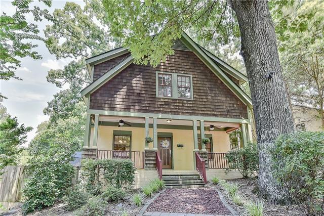 2000 Wood Dale Terrace, Charlotte, NC 28203 (#3411897) :: Scarlett Real Estate