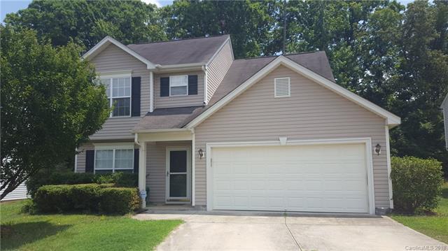 2820 Bridgeville Lane, Charlotte, NC 28262 (#3411905) :: High Performance Real Estate Advisors