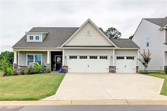 243 Fesperman Circle L35, Troutman, NC 28166 (#3411995) :: The Premier Team at RE/MAX Executive Realty
