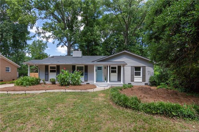 2043 Birchcrest Drive, Charlotte, NC 28205 (#3412094) :: Exit Realty Vistas