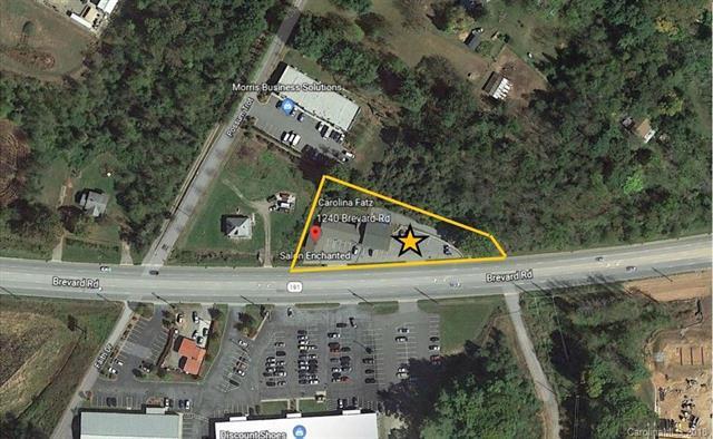 1240 Brevard Road, Asheville, NC 28806 (#3412096) :: High Performance Real Estate Advisors