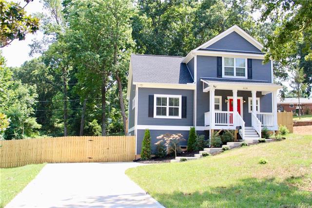 4138 Larkspur Lane, Charlotte, NC 28205 (#3412188) :: MECA Realty, LLC