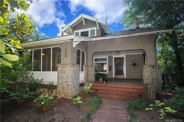1532 Providence Road, Charlotte, NC 28207 (#3412203) :: The Ann Rudd Group