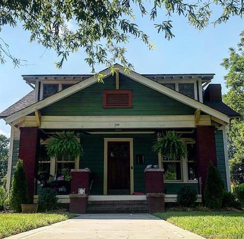 720 Walnut Avenue, Charlotte, NC 28208 (#3412209) :: The Temple Team