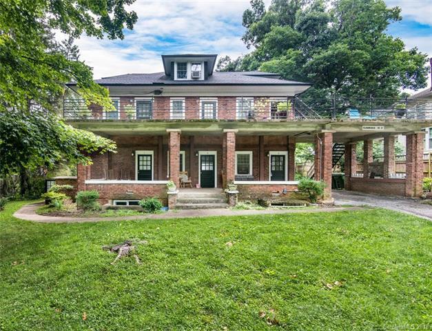 109 N Liberty Street #1, Asheville, NC 28801 (#3412273) :: High Performance Real Estate Advisors
