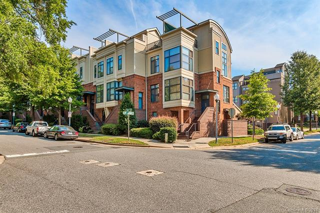 651 E 10th Street, Charlotte, NC 28202 (#3412304) :: Exit Mountain Realty