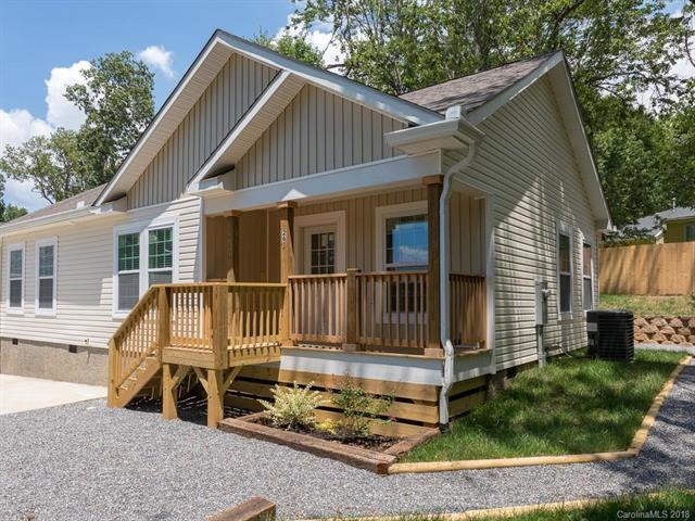 261 Brooklyn Lane, Asheville, NC 28803 (#3412316) :: Johnson Property Group - Keller Williams
