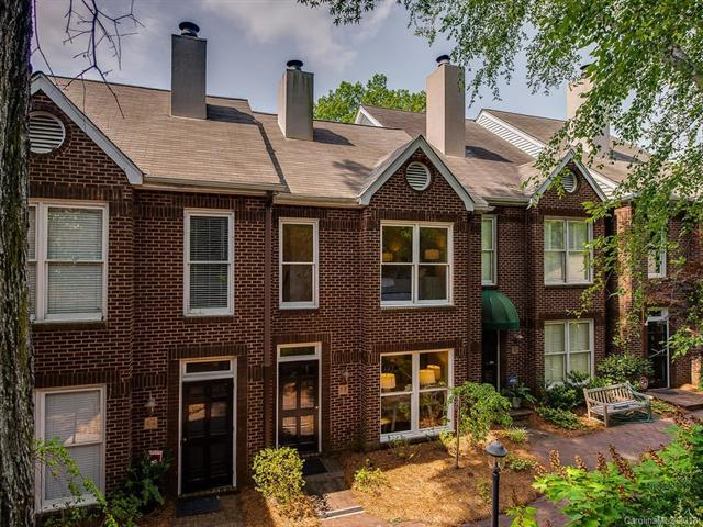 2220 Roswell Avenue H, Charlotte, NC 28207 (#3412380) :: The Elite Group