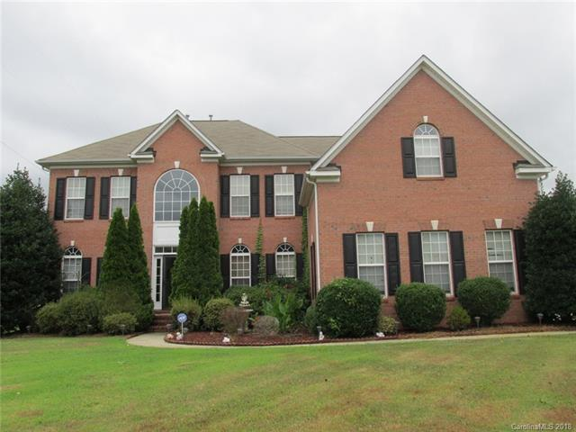 1122 Alyssum Lane, Indian Trail, NC 28079 (#3412395) :: The Premier Team at RE/MAX Executive Realty