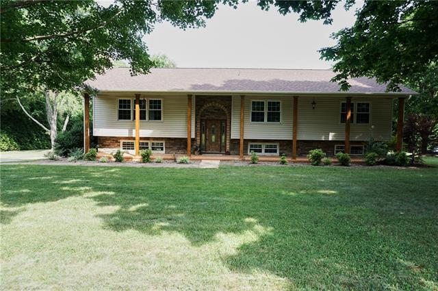 519 Rock Barn Road, Conover, NC 28613 (#3412417) :: Exit Realty Vistas